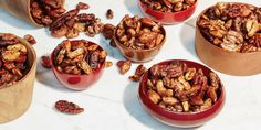 Best Cola-Spiced Nuts Recipe - Delish
