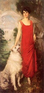 #30 Grace Coolidge first lady and wife of President Calvin Coolidge.