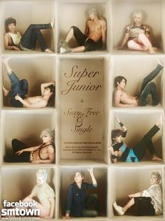 Super Junior ♡ Leeteuk , Heechul , Yesung , Kangin , Shindong , Sungmin , Eunhyuk , Donghae , Siwon , Ryeowook , Kibum and Kyuhyun