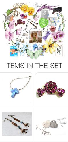"""Honoring My Mother!"" by epowell11 ❤ liked on Polyvore featuring art and vintage"