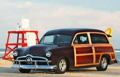'49 Ford Woodie... Re-pin Brought to you by #HouseofInsurance in #EugeneOregon for #LowCostInsurance