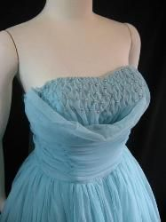 baby blue pretty dress! I want this!