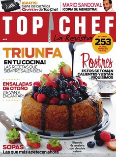 Top chef octubre 2014