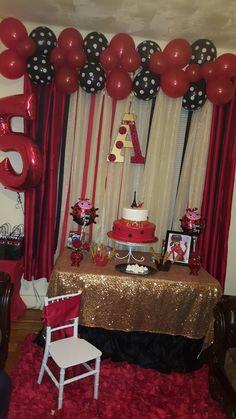 Cumple de mami 3rd Birthday Cakes, Minnie Birthday, Baby Girl Birthday, Frozen Birthday Party, Birthday Party Favors, Birthday Decorations, Birthday Parties, Festa Lady Bag, Bolo Lady Bug