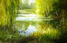 English lake