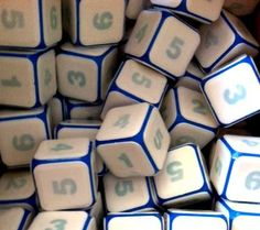 All I see is DICE+ :)