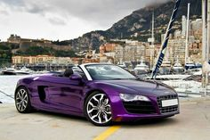 I would love this car my favorite color
