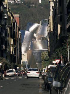 $29.99 Guggenheim Museum, Bilbao, Euskadi (Pais Vasco), Spain Photographic Print