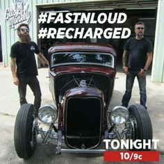 Gas Monkey rat rod Oh my!  Fast & Loud - my favorite show!