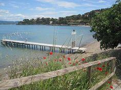 #Spiaggia del #Pozzarello (#PortoSantoStefano) - #MonteArgentario - #Maremma - #Tuscany - #Italy. Photo: Chiara Galatolo