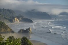 Oregon Coast | These Are The Voyages...
