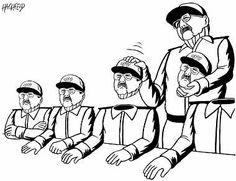 """Es la ciudadanía que consiste en regularte cívicamente a ti como individuo, aunado a la participación en instituciones y prácticas en la rotación de la misma política. Los ciudadanos, según Aristóteles, somos individuos capaces de regir y ser regidos por otros. Los ciudadanos somos individuos, no objetos; los cuales debemos participar. Se me hizo interesante poner esta imagen porque creo que es una """"burla"""" o lo contrario de lo que reclama Aristóteles (""""somos individuos todos los…"""