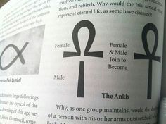 The Ankh is known as the key to life, the key of the Nile. It was the ancient Egyptian hieroglyphic character that read 'eternal life'. The representation of both Physical and Eternal life. The Ankh is associated with water, relived to regenerate life.