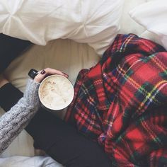 Nothing quite like snuggling up with a hot chocolate on a cold day
