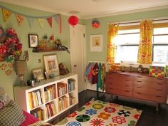 Apartment Therapy:: Creative Kid's Room