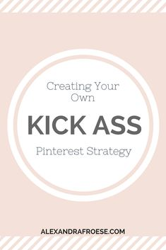 Creating a Pinterest strategy for your business can be confusing. If you don't know how to properly use Pinterest for your business, you could be missing out on a great traffic-driving opportunity! There's no one right way to promote yourself on Pinterest, but there are definite guidelines and best practices to follow when creating your promotional calendar. Pinterest for Business | Pinterest Strategy | When to Pin | What to Pin | Social Media Strategy | Business Strategy | How to use…