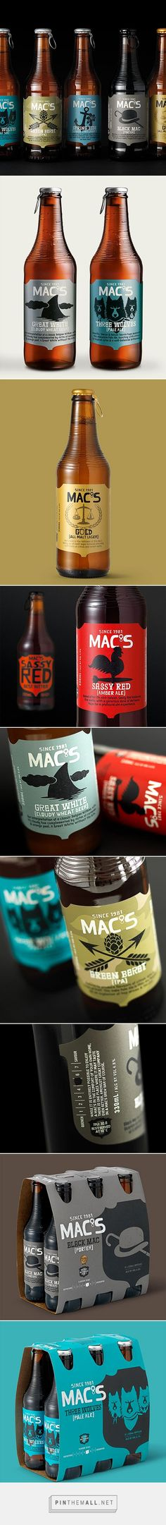 Mac's Update | Oh Beautiful Beer - created via http://pinthemall.net