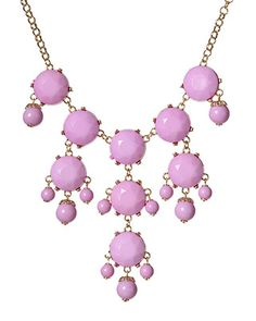 The ever popular bubble necklace. - rue21 : BAUBLE STATEMENT NECK