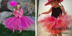 No-Sew Tutu Instructions PDF – Learn to make 10 different style tutus! Make your own Christmas gifts