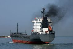 Shipping emissions can lead to high local ocean acidification