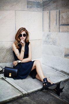 vogue-manila:  Chiara Ferragni  www.fashionclue.net | Fashion Tumblr, Street Wear & Outfits
