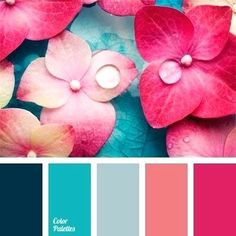 mesmerizing turquoise color scheme pink and teal color scheme turquoise blue color schemes