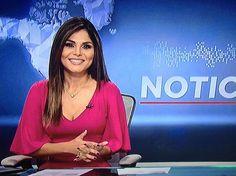 @nataliacruznews Natalia presentando su segmento de Noticias @despiertamerica excelente trabajo Feliz Inicio de semana #nataliacruz #nataliacruznews 🌸🌸😊😊😘😘