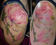 magnolia tattoo-downsized
