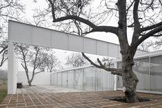 Casa Chilena 1 y 2 by Smiljan Radic #architecture