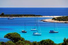 Dugi Otok, Saharun beach, Croatia