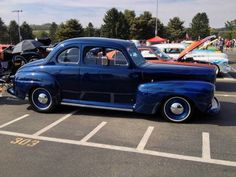 1948 Ford Coupe Deluxe (PA) - $25,000 Please call John @ 412-848-1164 to see this Ford.