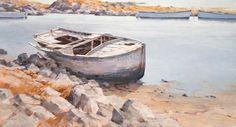 Robert Amos. Watercolor