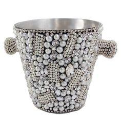 IMPULSE! Diamante Bottle Cooler Ice Bucket