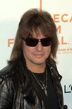 Richie Sambora (born 1959), guitarist for rock band Bon Jovi (Perth Amboy, raised in Woodbridge Township)