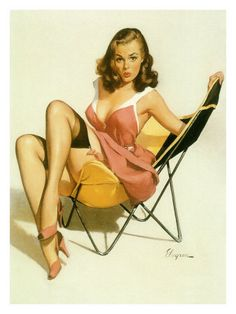 Pin up girl <3