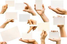 Hand holding a business card free photo mockups #itsmesimonok