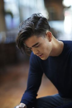 Men's Medium Hairstyles - 05