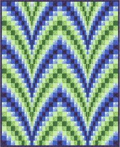 Motifs Bargello, Bargello Quilt Patterns, Bargello Needlepoint, Bargello Quilts, Jelly Roll Quilt Patterns, Jellyroll Quilts, Needlepoint Patterns, Quilt Patterns Free, Cross Stitch Patterns