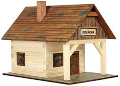 Set de constructie din lemn -Fierarie - Walachia. Produs recomandat copiilor cu varsta peste 8 ani. Acceseaza link-ul sau comanda prin email la adresa comenzi@dmkids.ro. Cod produs DMK12529, pret 65,00 lei