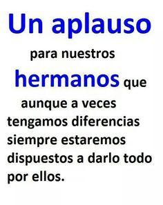 ★¡ HERMANOS. .!★