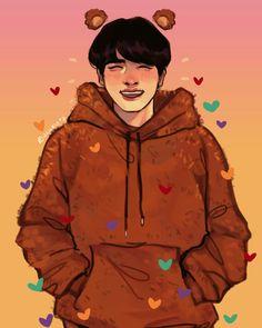 Happy birthday Jin 4/12/17