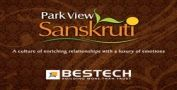 Bestech has come up with luxurious residential project Park View Sanskruti, options are 3 BHK and 4 BHK flats with all modern amenities.
