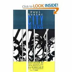 City of Glass: The Graphic Novel (New York Trilogy): Paul Karasik, David Mazzucchelli, Paul Auster, Art Spiegelman: 9780312423605: Amazon.co...
