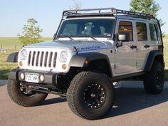 Gobi Rack info - JKowners.com : Jeep Wrangler JK Forum