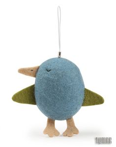 Mobile penguin.                                    Felt - 100% wool. Filler - hollofayber. Machine and hand assembly. Hand embroidery.Catalogue 2017 Simply magic  Tumar Art Group.