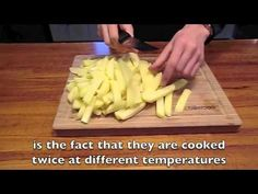 How to Make Belgian Fries: 8 Steps - wikiHow