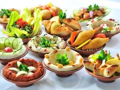 The Best Lebanese Food اشهي الماكولات اللبنانية - YouTube