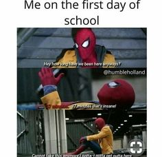 Same Spider-Man Homecoming