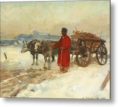 Halt 1898 Metal Print by Vermont Nicolae. All metal prints are professionally printed, packaged, and shipped within 3 - 4 business days and delivered ready-to-hang on your wall. Famous Words, Art Database, The World's Greatest, Wood Print, Vermont, Impressionism, Great Artists, Tapestry, Art Prints