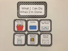 Teacher, I'm Done: Filler Ideas for Fast Finishers | Scholastic.com